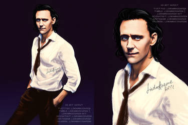 It's Time for Loki - Fanart