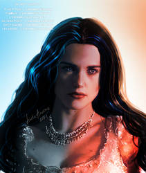 Morgana Pendragon - Fanart