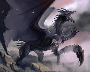 Black Dragon - Fangoragnon
