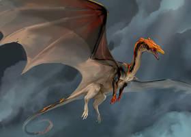 Flecha del Fuego by Laurelhach23