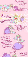 Celestia Helps Twilight Become Poplular