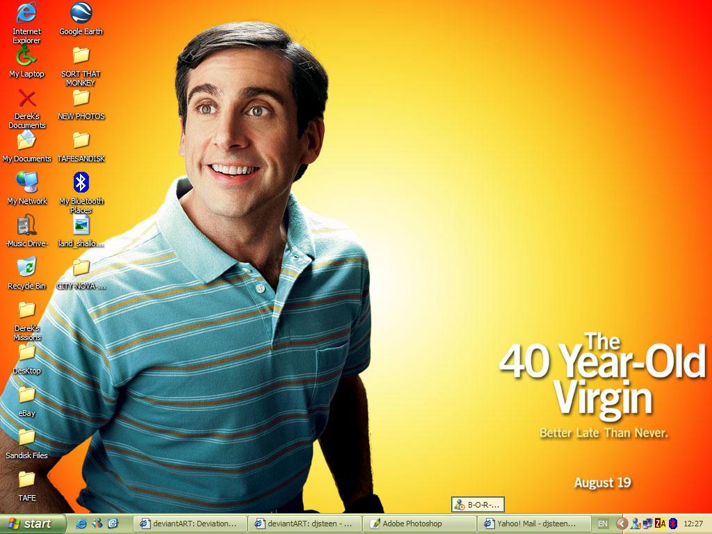 Derek's Virgin Screenshot