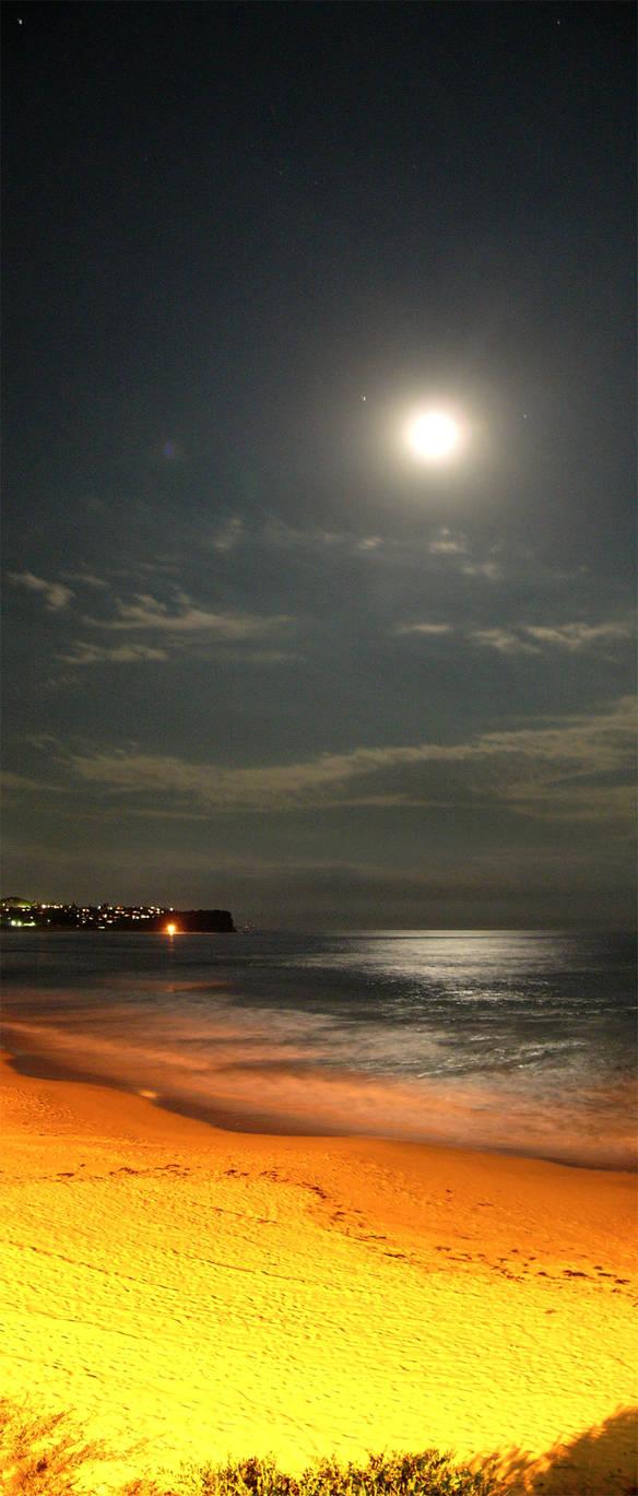 CMYK Beach