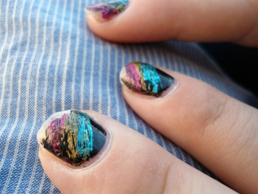 My best friends nail art by keewikiwi on deviantart my best friends nail art by keewikiwi prinsesfo Image collections
