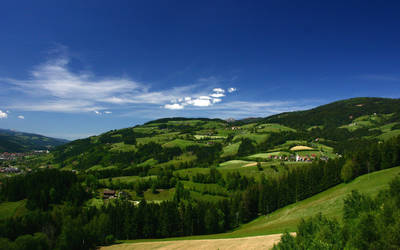 Austrian Landscape