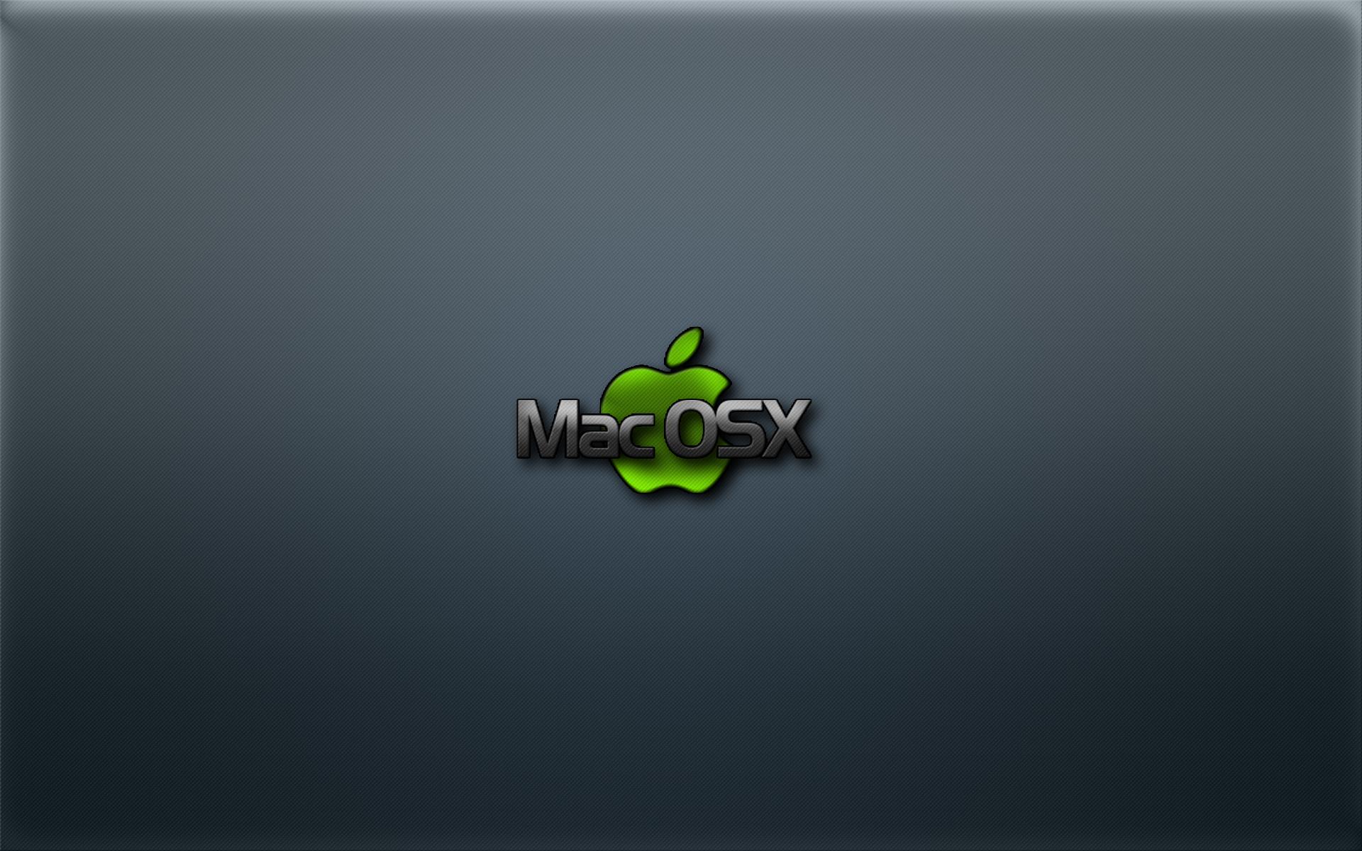 MacOSX by rubasu
