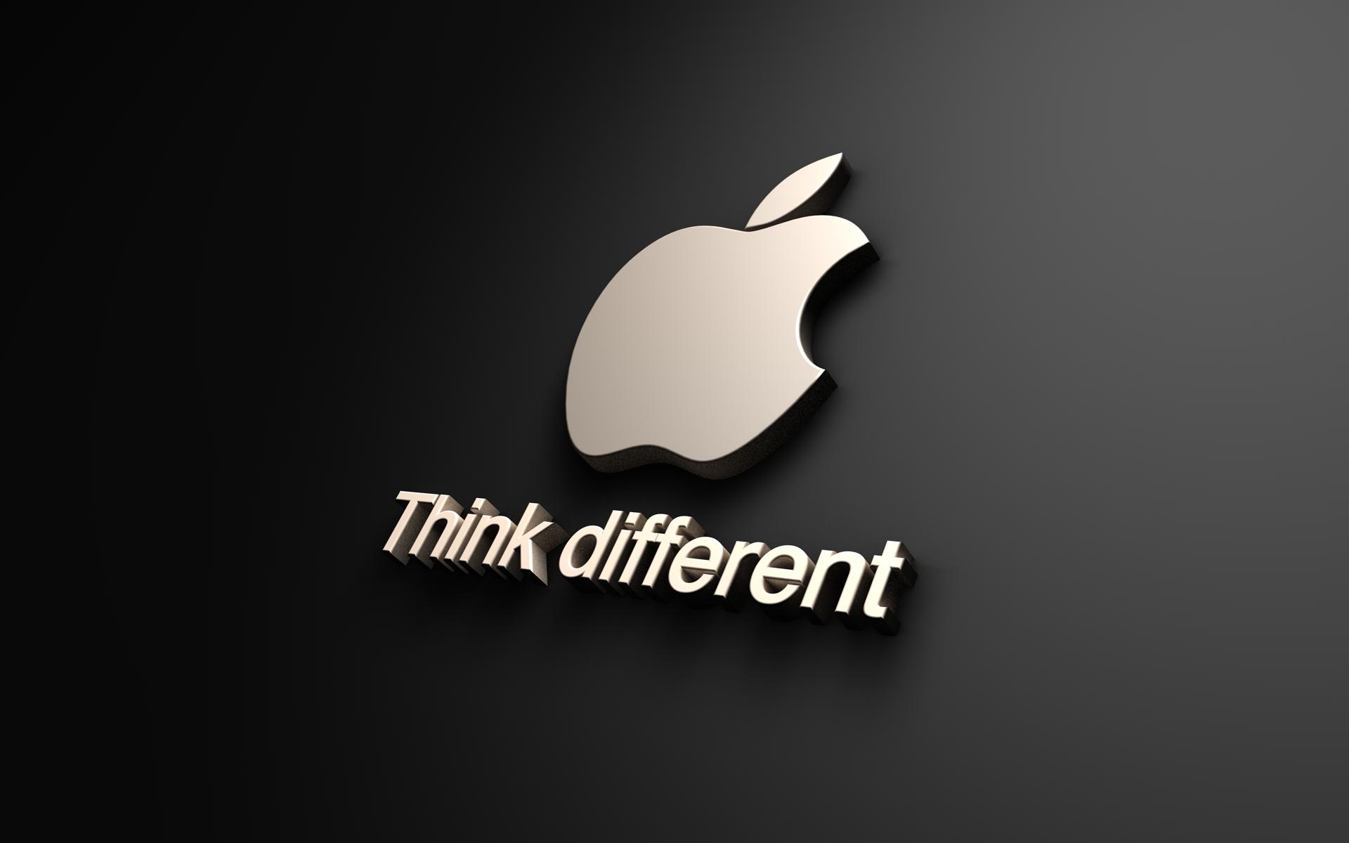 Think Different 5 by rubasu