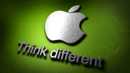 Think Different 7.1 Green