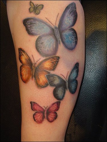 Darlene Tattoo Designs