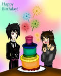 Zarla's birthday