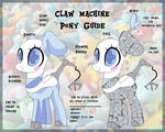 Claw Machine Pony Redesign Guide