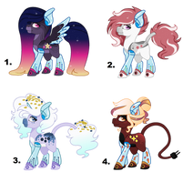 (CLOSED) MFP Adopts by mlpdarksparx