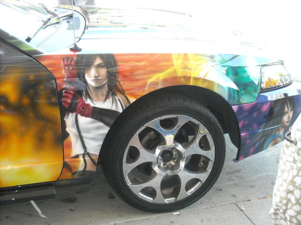 Final Fantasy  Can T Clean Car