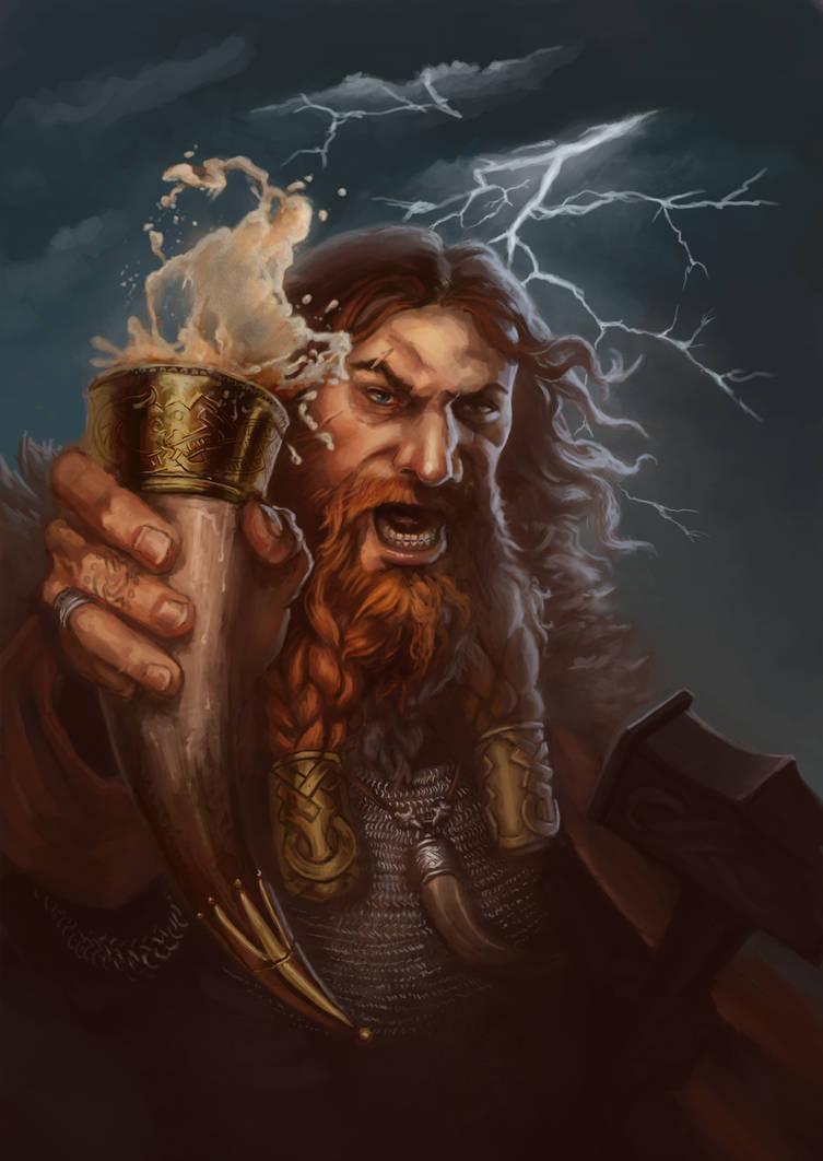 Drink or Die! by Sarmati
