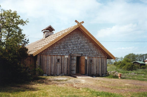 Viking Lodge by Snowyowl88-Stock