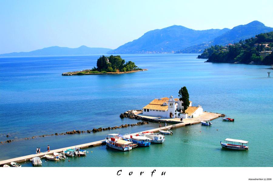 Corfu by Adanedhel-Noir