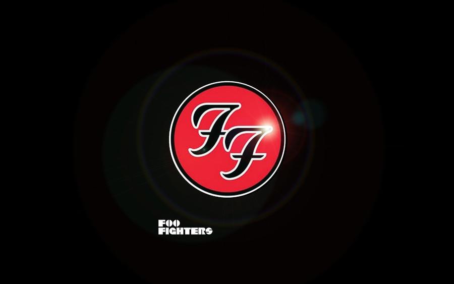 Foo Fighters Logo By W00den Sp00n