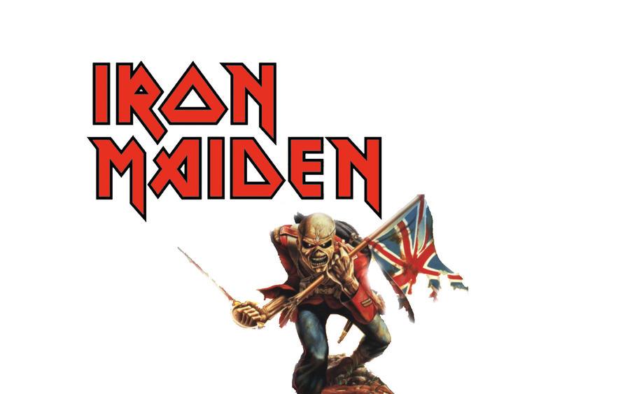 Iron Maiden Zombie By W00den Sp00n