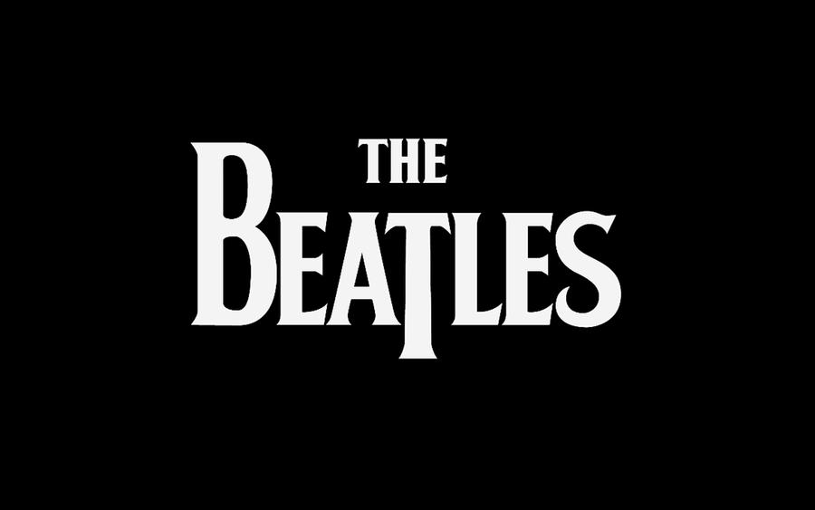 The Beatles Logo By W00den Sp00n