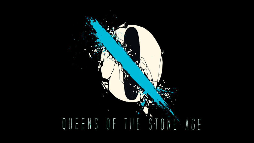Queens Of The Stone Age Logo Wallpaper By W00den Sp00n