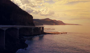 Seacliff Bridge Sunrise