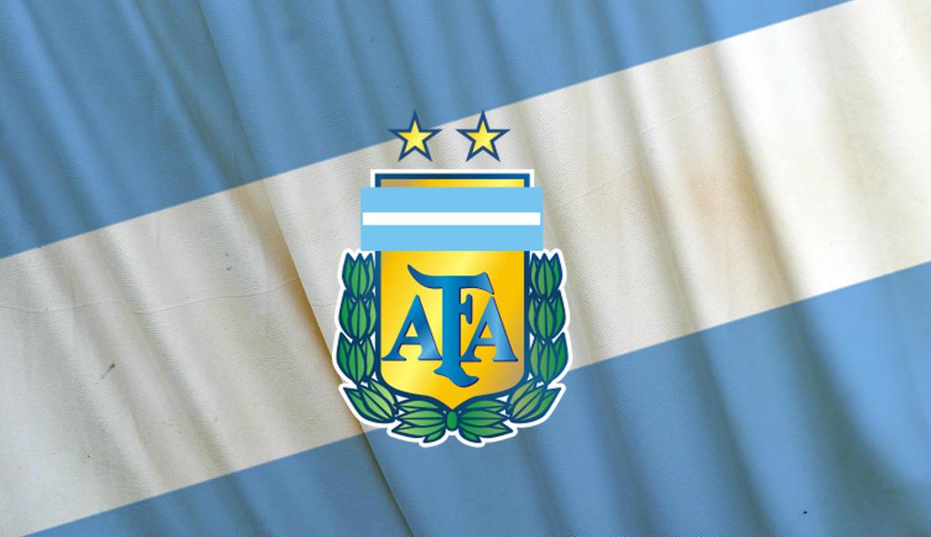 Argentina Soccer Team Logo Wallpaper Argentina Logo Flag by
