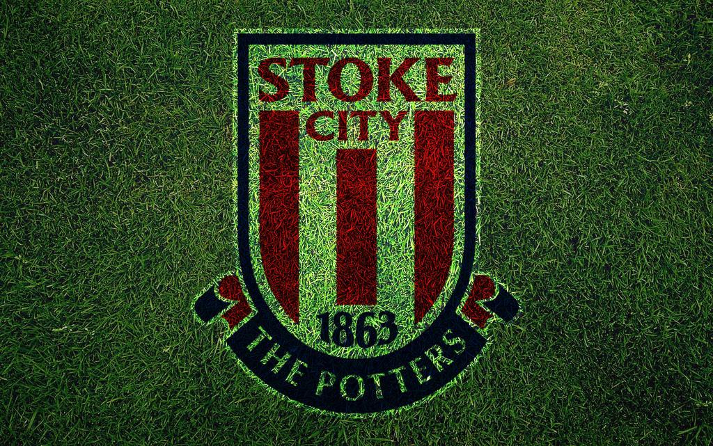 Stoke City Grass Logo By W00den-Sp00n On DeviantArt