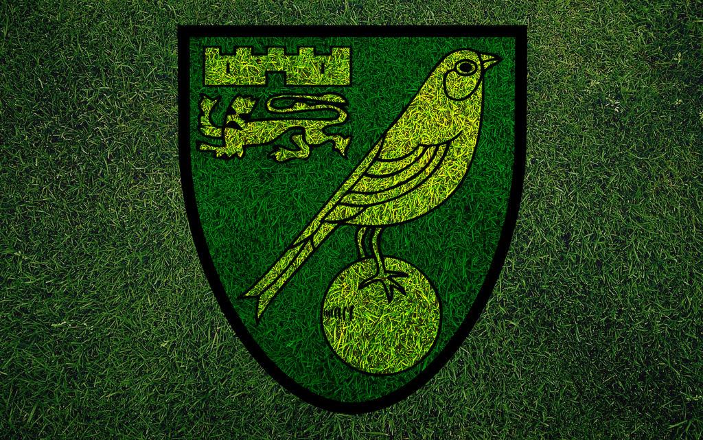 Norwich City Grass Logo By W00den-Sp00n On DeviantART
