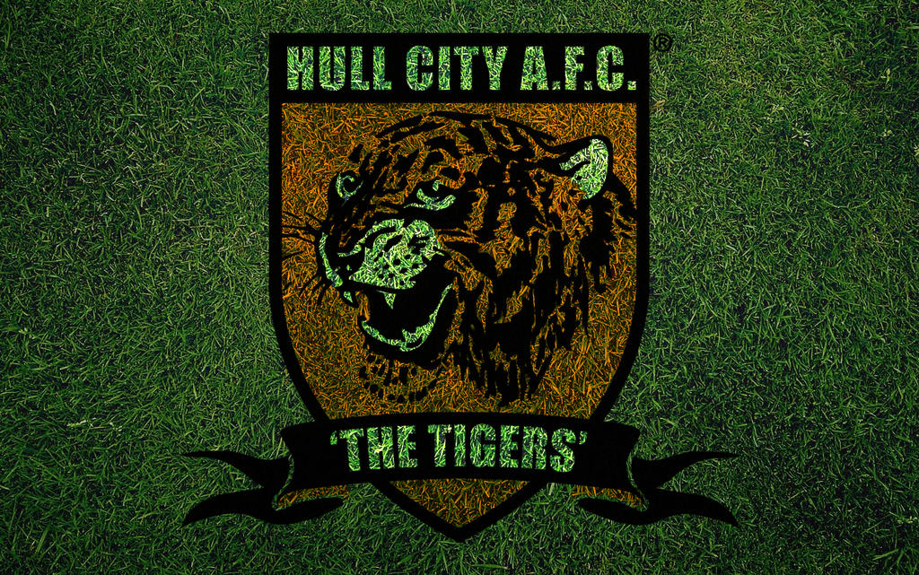 Hull City Grass Logo By W00den-Sp00n On DeviantArt