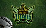 Gold Coast Titans by W00den-Sp00n
