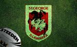 St George Illawarra Dragons by W00den-Sp00n