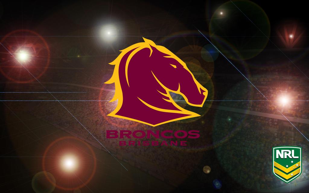 Brisbane Broncos Logo by W00den-Sp00n on DeviantArt
