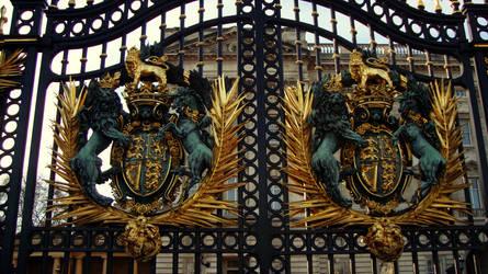 Palace Gates by W00den-Sp00n