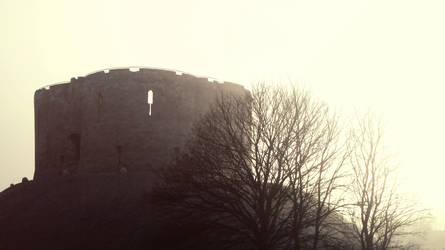 Cliffords Tower York by W00den-Sp00n