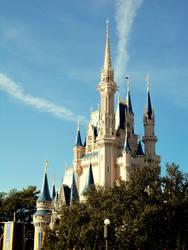 Cinderella Castle by W00den-Sp00n