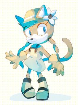 smol cat