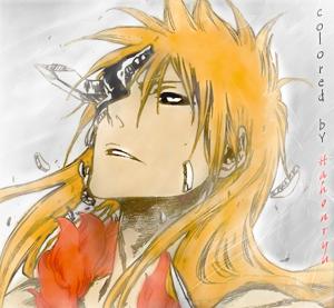 Ichigo Returns by Hahonryu