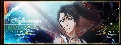 Young Byakuya by Hahonryu