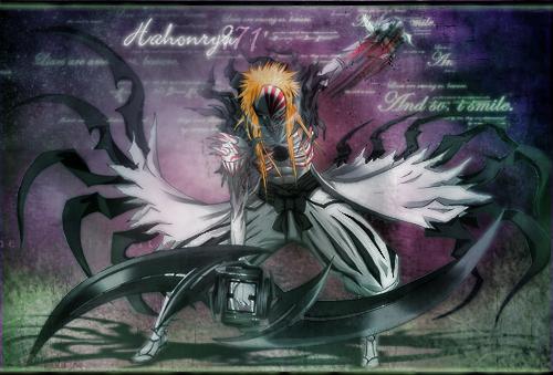 Ichigo Complete Vizard by Hahonryu