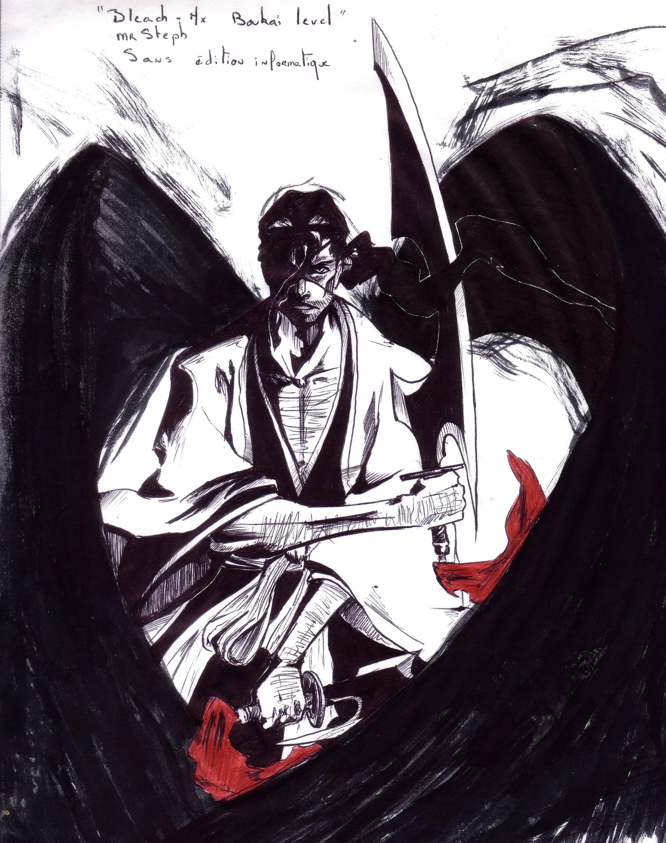Bleach Captain Shunsui Bankai | www.pixshark.com - Images ...