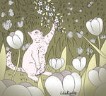 Pastel Cat (+artvideo)