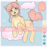 OPEN AUCTION adopt pony by Opelsintic