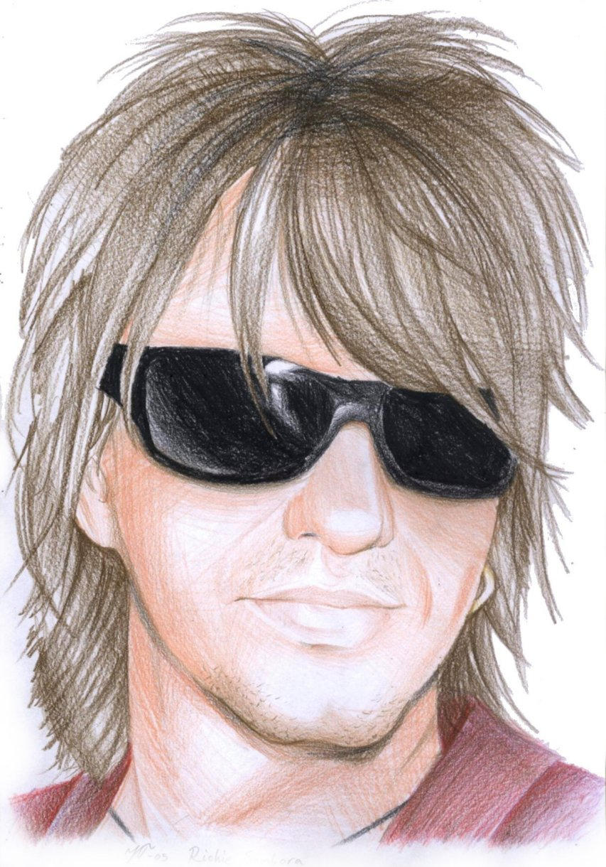 Richie Sambora by ~Claix on