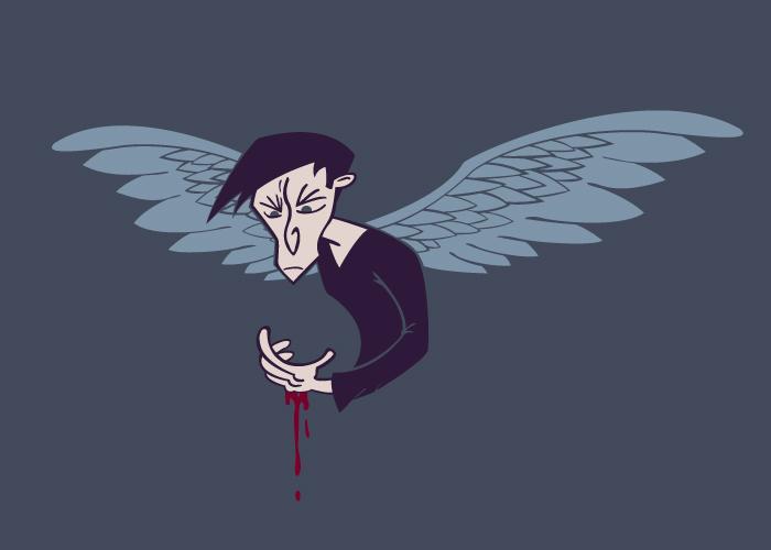 Something Dark by twitchSKETCH
