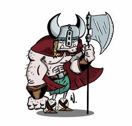 Viking Guy