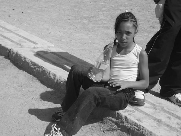 african girl by nefeli3