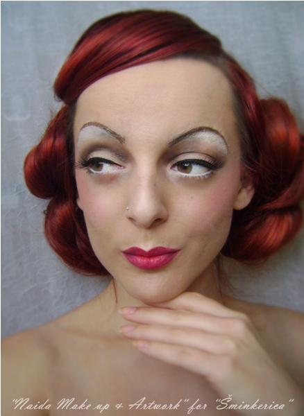 1930s Makeup Ideas Mugeek Vidalondon