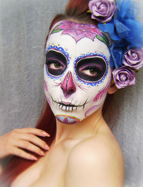 Itt Hot Girls With Skeleton Make Up Page 2 Ign Boards