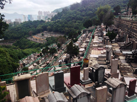 Hong Kong Cape Collinson Crematorium