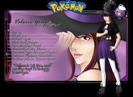 Pokemon: Valerie by TigerBites